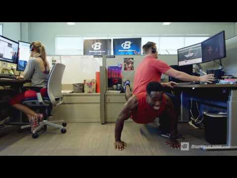 Office Gym | We Lift This
