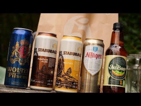ТБП(18+): Пиво из Пятерочки!