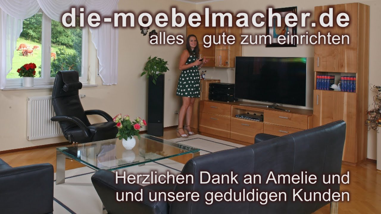 Das Fabelhafte Wohnzimmer Mit Amelie Youtube