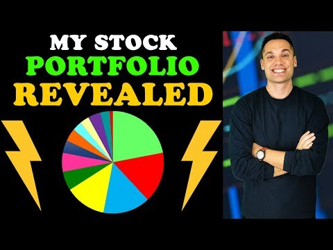 My Entire Stock Market Portfolio REVEALED! - (2019)