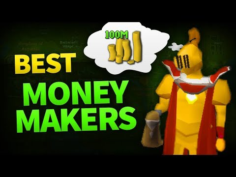 Best F2P Money-Makers In OSRS