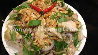 Vietnamese Chicken Salad | Goi Ga  Gỏi Gà Xé Phay