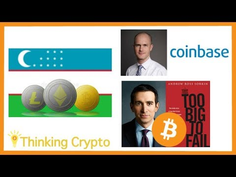 Coinbase CEO 1 Billion People in Crypto - Uzbekistan Crypto Friendly - Bitcoin CNN Andrew Sorkin