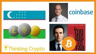 Coinbase CEO 1 Billion People in Crypto - Uzbekistan Crypto Friendly - Bitcoin CNN Andrew Sorkin