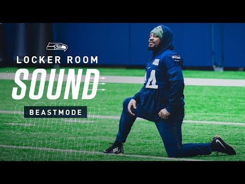 The Return of Marshawn Lynch | Locker Room Sound
