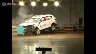 DFM AX7 crash-test C-NCAP
