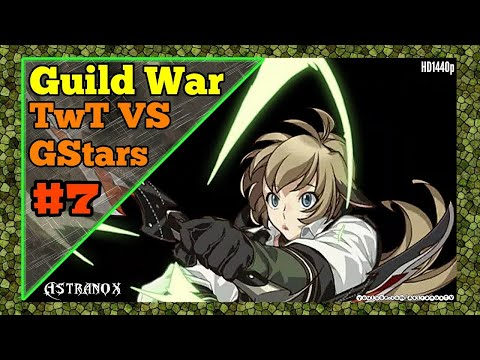 EPIC SEVEN Guild Wars PVP #7 [Cidd Kluri Diene Luna Angelica Bellona Silk] Gameplay (Epic 7 GW)