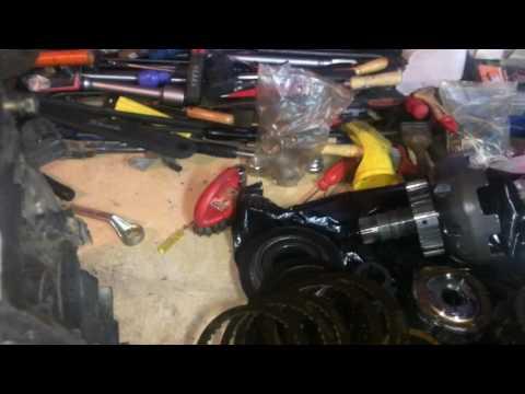 Фото к видео: Aisin a340 story pt1