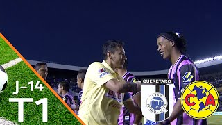 Querétaro - América - T1 - Jornada 14 (Torneo Apertura 2014)