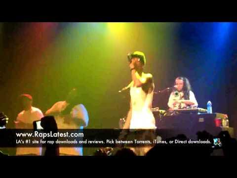 Wiz Khalifa Never Been  in LA at El Rey Theatre