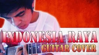 Lagu Indonesia Raya Versi Rock Guitar Cover By Mr. Jom