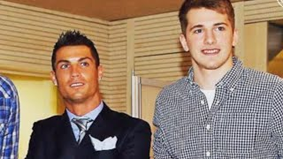 Scared Luka Doncic Was Speechless When He Met Ronaldo at Real Madrid