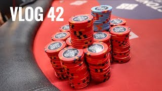 JohnnieVibes Confirmed Busto Grinding $2/3NL @ Stones | Poker VLOG 42