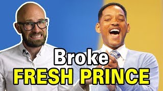 The Surprisingly Poor Fresh Prince of Bel Air