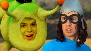 Pilgrim Boy! - Full Episode - The Aquabats! Super Show! with Samm Levine