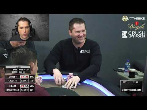Full Length Bart Hanson Poker Training Video ($5/$10/$20 NL)