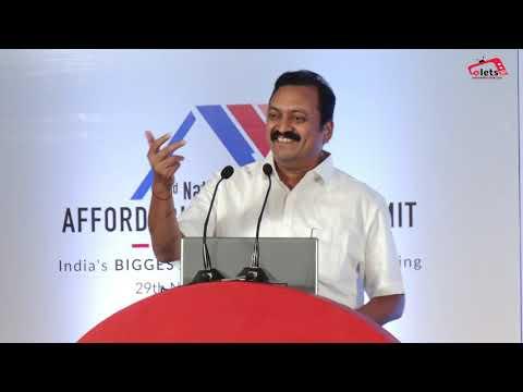 Milind Mhaiskar, Vice President And CEO, Maharashtra Housing Area Development Authority (MHADA)