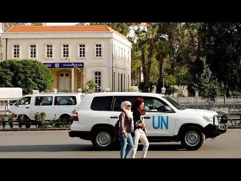 Syriens UN-Botschafter: OPCW-Untersuchung kann am Mittwoch beginnen
