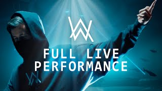 Alan Walker - LIVE @ the Bergen Aquarium (Golden Hour Festival) [Full Set]