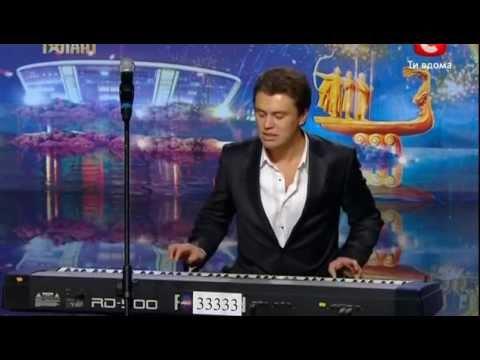 Пианист виртуоз  Одесса  Евгений Хмара -