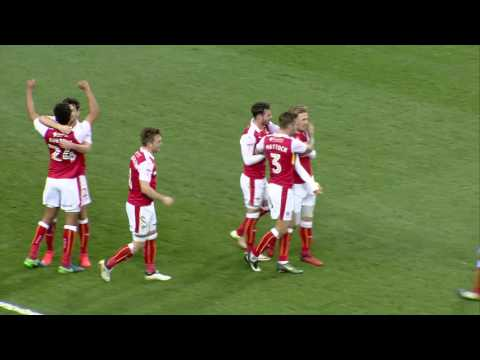 HIGHLIGHTS: Rotherham United 3 Wigan Athletic 2 - 26/12/2016