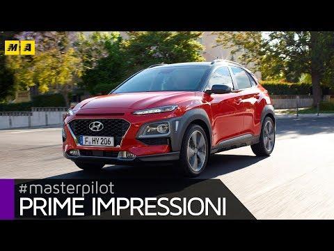 Hyundai Kona | prova su strada della top di gamma a trazione integrale 1.6 turbo T-GDI AWD DCT