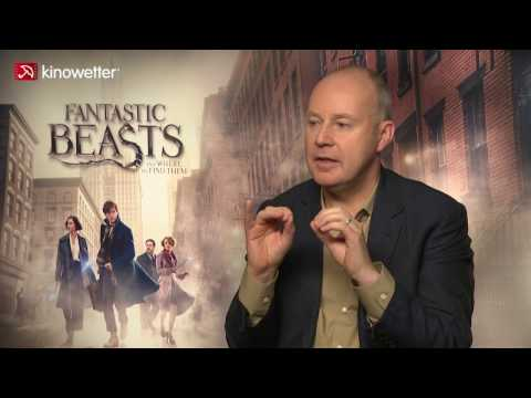 Interview David Yates FANTASTIC BEASTS AND WHERE TO FIND THEM