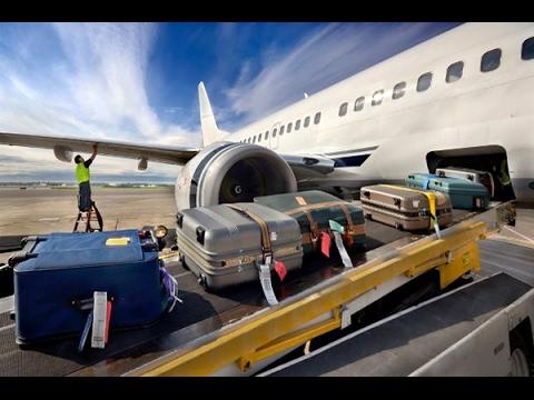 Смотреть Скрытая камера в багаже самолета онлайн