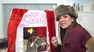 Dog Kissing Booth|3|Best of Jenna Marbles|Julien|Funny|Cute|Comedy|Reaction|Trending|Vlogger|Video
