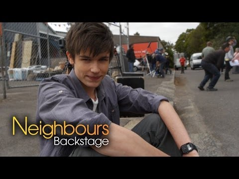 Calen Mackenzie Bailey Part 1  Neighbours Backstage