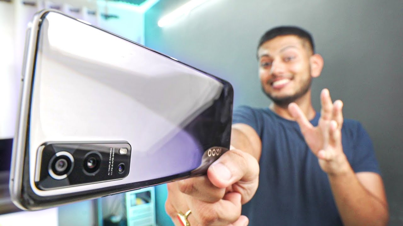 iQOO Z3 Unboxing and Quick look - Fully Loaded?