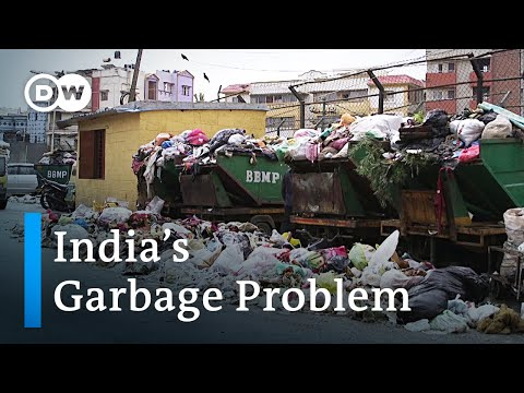 Bangalore: India's Silicon Valley is drowning in trash | Global Ideas