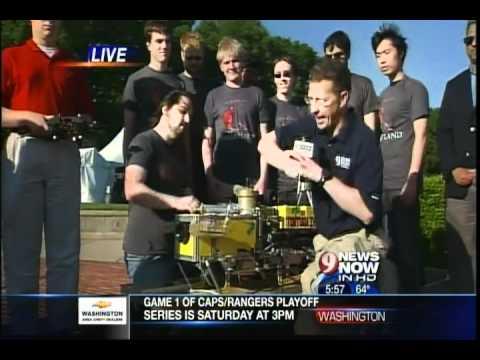 Maryland Robotics Center Maryland Day Robotics Interview: WUSA-TV, Washington, DC