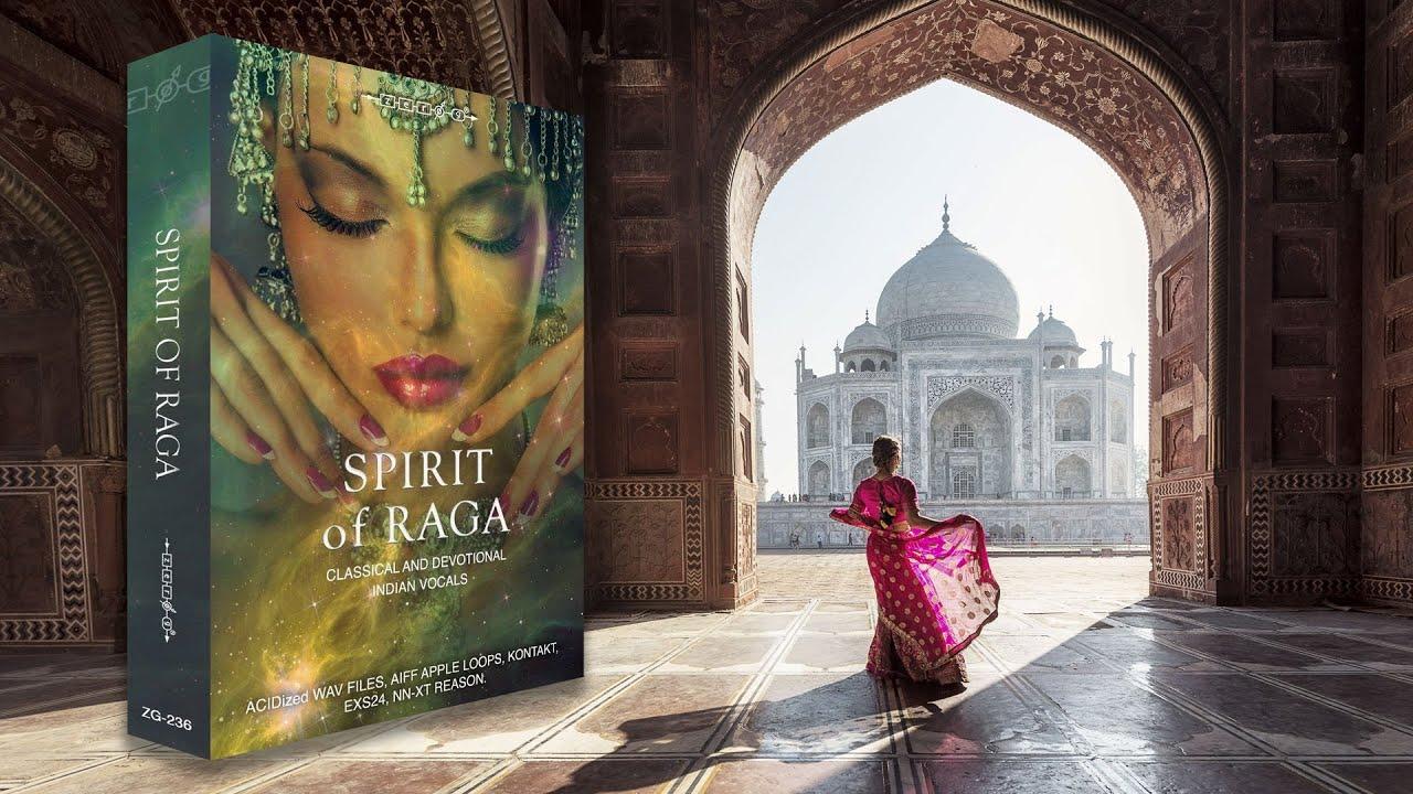 Spirit Of Raga - Classic Indian Vocal Samples