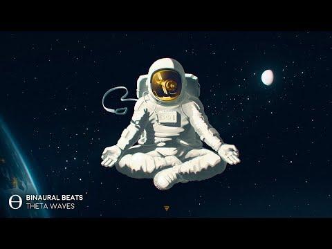 Sleep Meditation Music [Powerful] Deep Space Relax Music - Binaural Beats