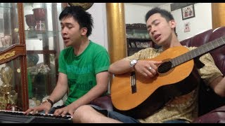 David Foster (Earth, Wind, and Fire) - After the love has gone - Julian Syahputra feat. Ryan Wiriant