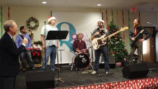the knuckleheads perform for joe michelle s holiday concert series