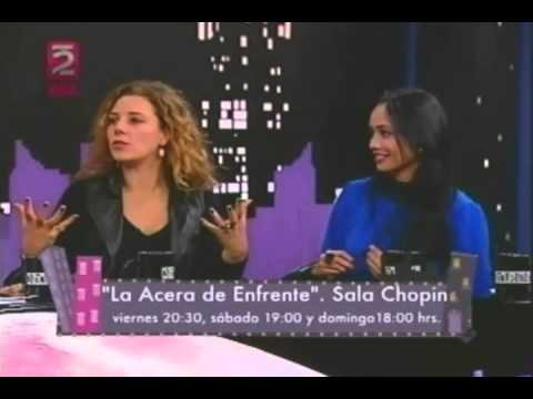 Nocturninos: Entrevista con Maya Zapata y Johanna Murillo -
