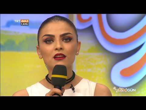 Bayrak Şiiri - Şahla Orujova Bozkurt - Yeni Gün - TRT Avaz