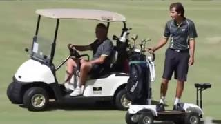 Dorset Golf Course - GSC V Golf Cart