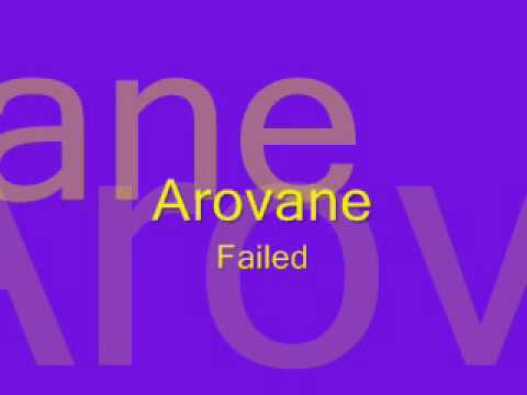 Arovane - Failed mp3