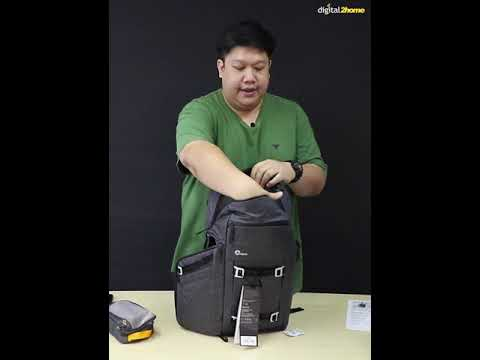 รีวิว Lowepro Freeline BP 350 AW