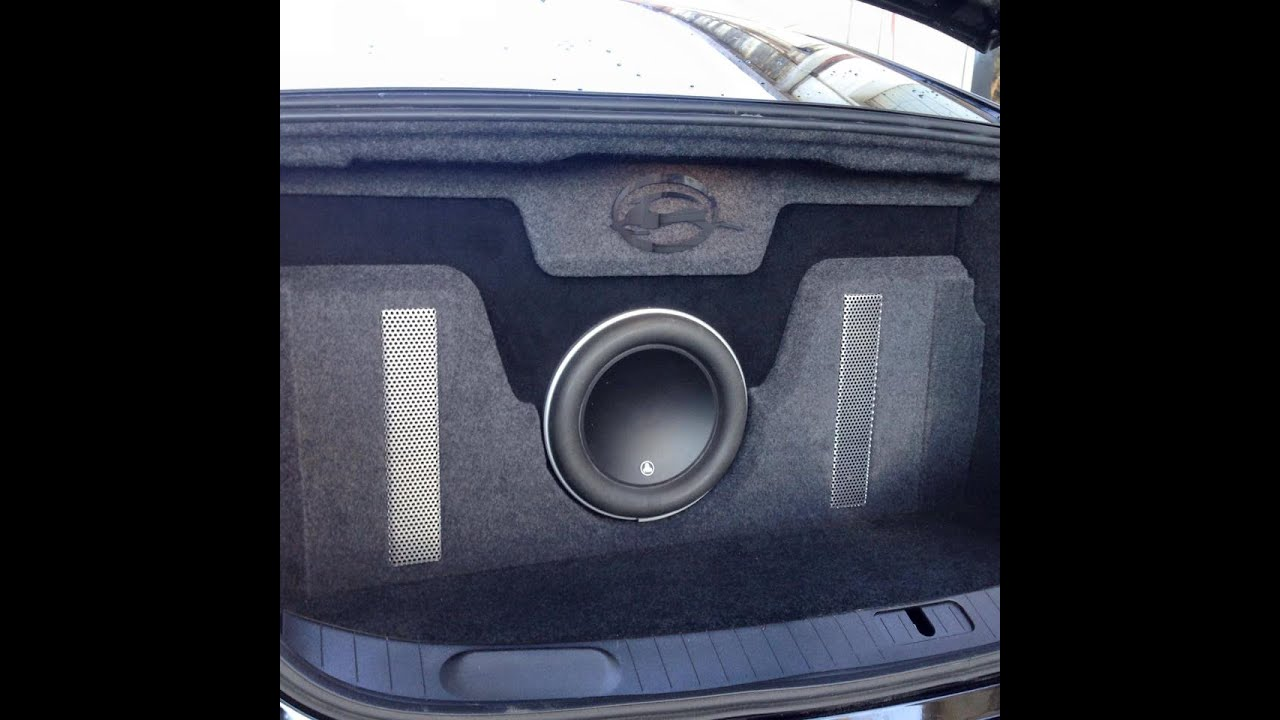 2015 Impala Custom Stereo System Youtube