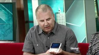 Global Tech Talk: Portable Entertainment & Wireless Hard Drive