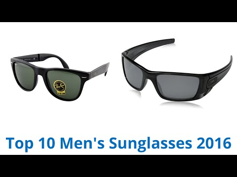10 Best Men's Sunglasses 2016