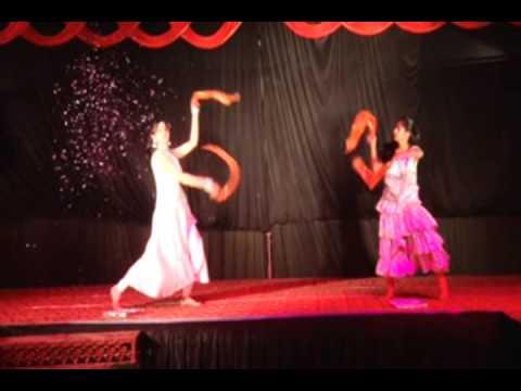 Tu hi tu - Star Plus Anthem song  performance by Anu Art Gallery  Kathak Show 2016