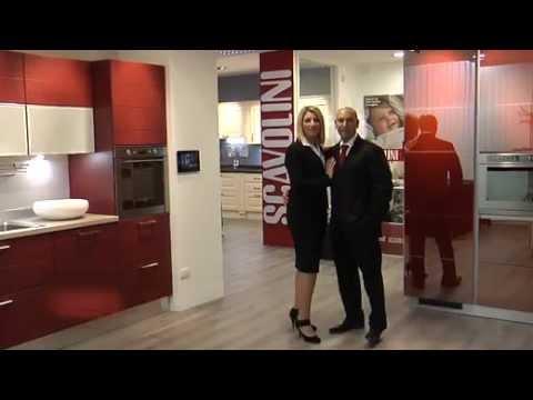 Inaugurazione Scavolini Store Lecce - 20 novembre 2011 - YouTube
