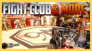 Ain't Nobody Got Time For Fight Club + Mad Hammer Quickie (Eclipse DLC)