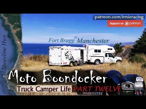 "Truck Camper Life | Irnieracing ""Moto Boondocker"" Ep.12"