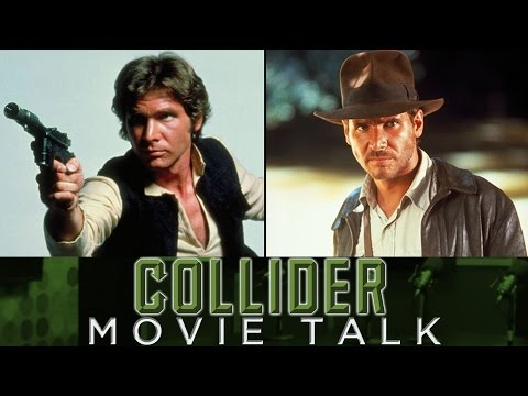 Collider Movie Talk - Harrison Ford Talks Indiana Jones and Young Han Solo